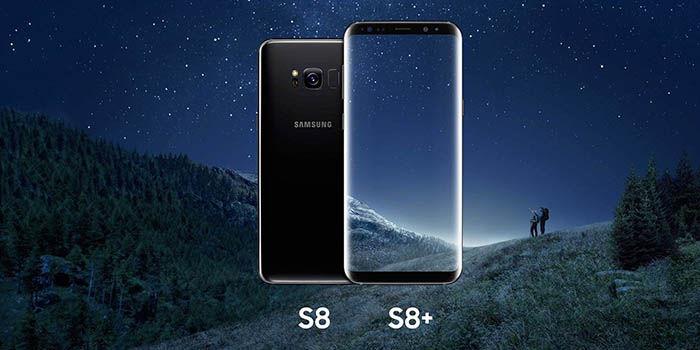 Samsung Galaxy S8 oficial