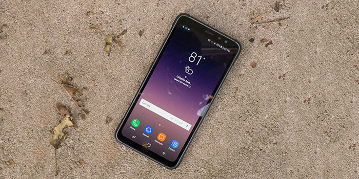 Samsung Galaxy S9 Active filtrado