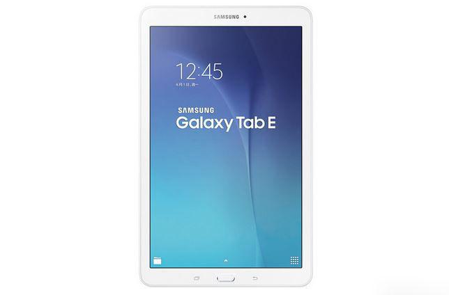 Samsung Galaxy Tab E foto
