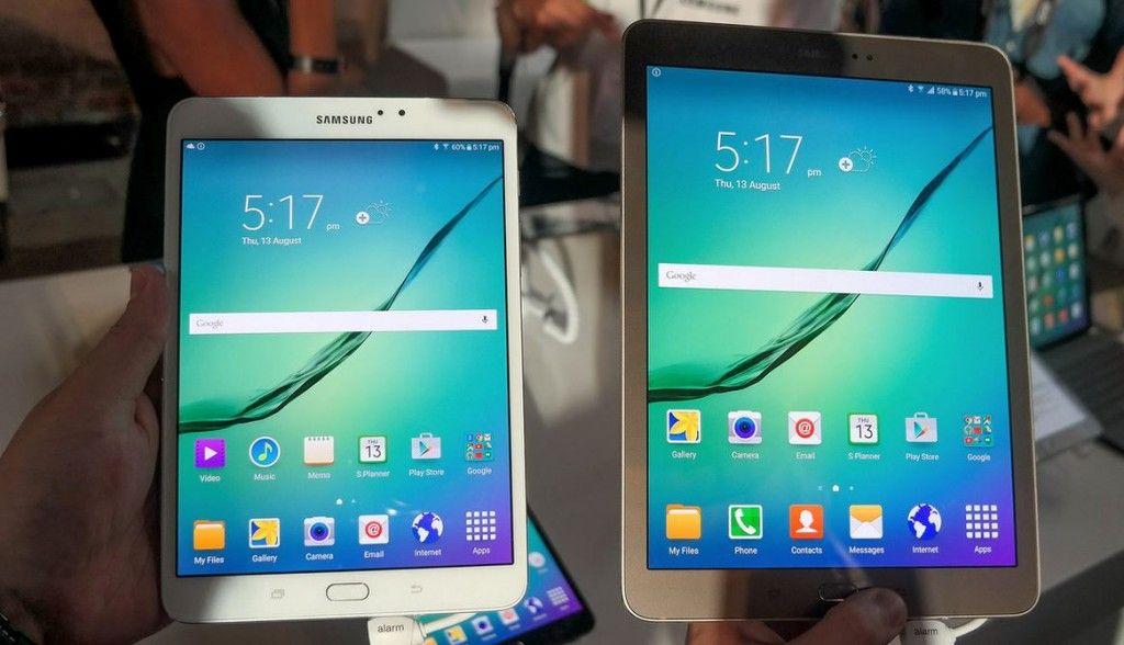 Samsung Galaxy Tab S2 Características
