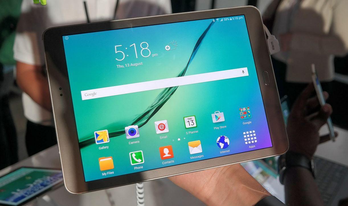 Samsung Galaxy Tab S2 lanzamiento