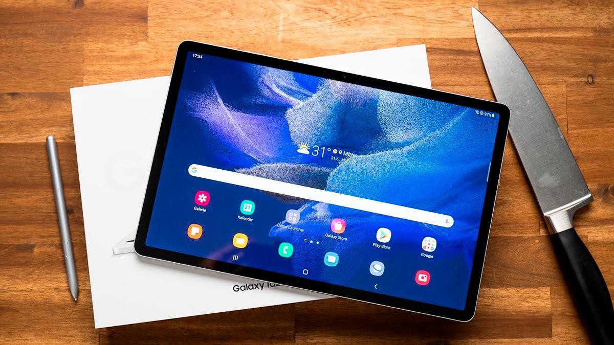 Samsung Galaxy Tab S7 FE cupon de descuento Amazon