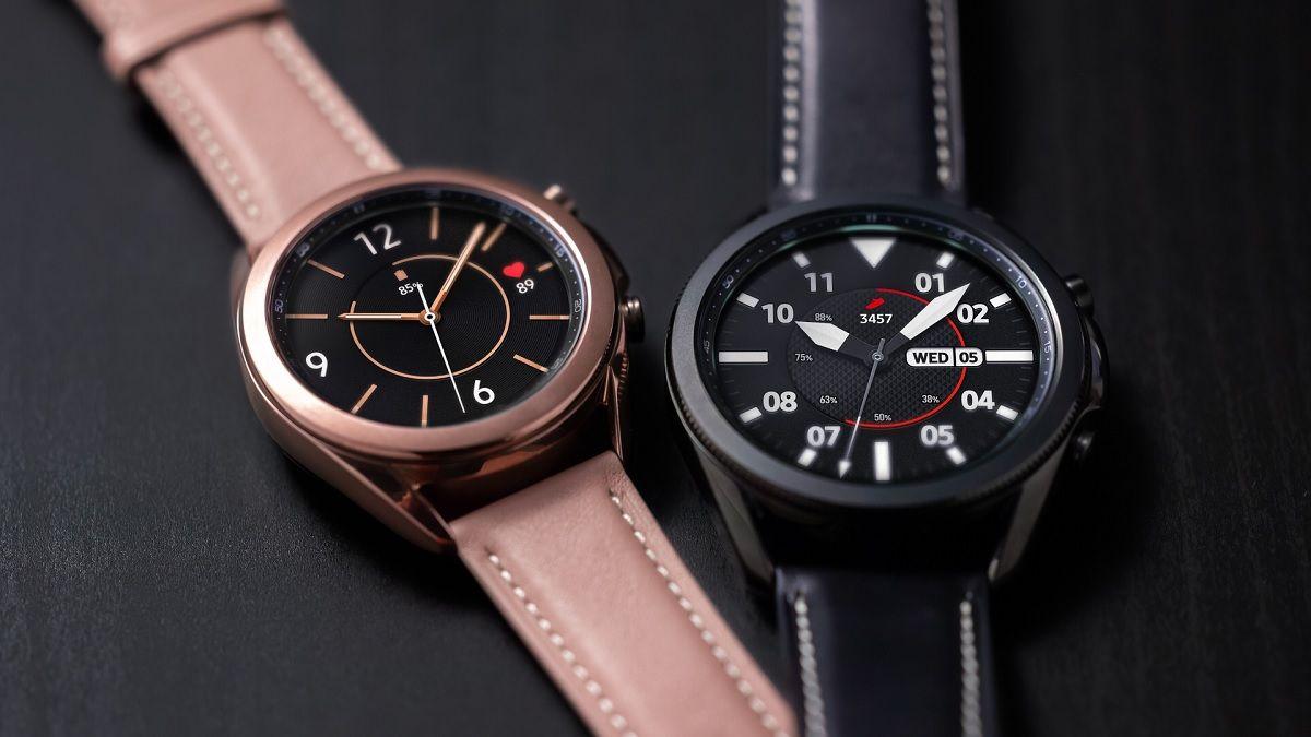 Samsung Galaxy Watch 3 Diseño y Durabilidad