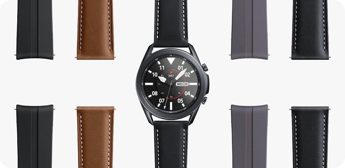Samsung Galaxy Watch 3 correas