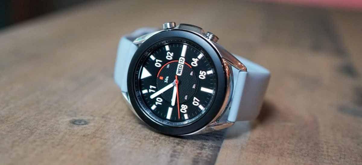 Samsung Galaxy Watch 3: un reloj impecable que lo tiene todo
