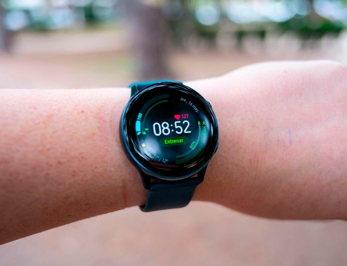 Samsung Galaxy Watch Active Prime Day 2021 oferta