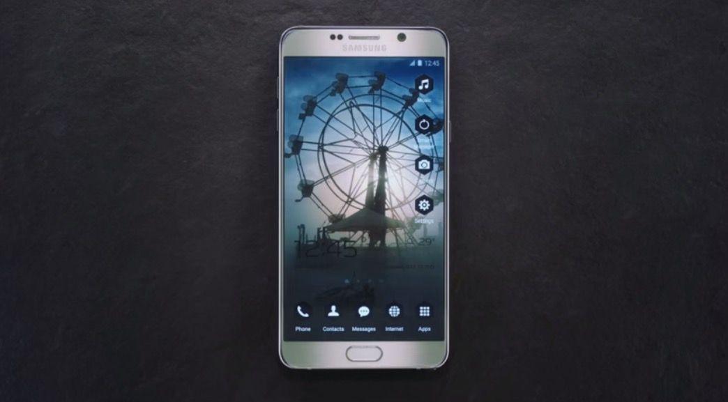 Samsung Galaxy personalización