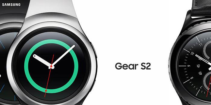 Samsung Gear S2 App cualquier Android