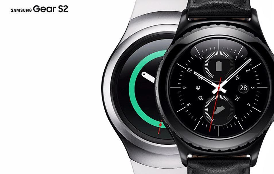Samsung Gear S2 compatible con cualquier Android