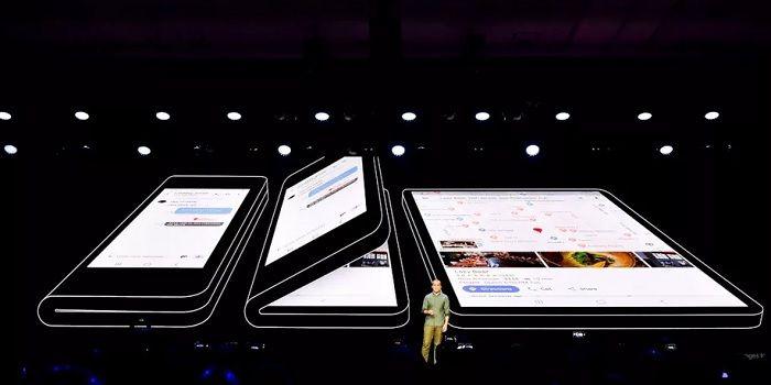 Samsung Móvil Plegable