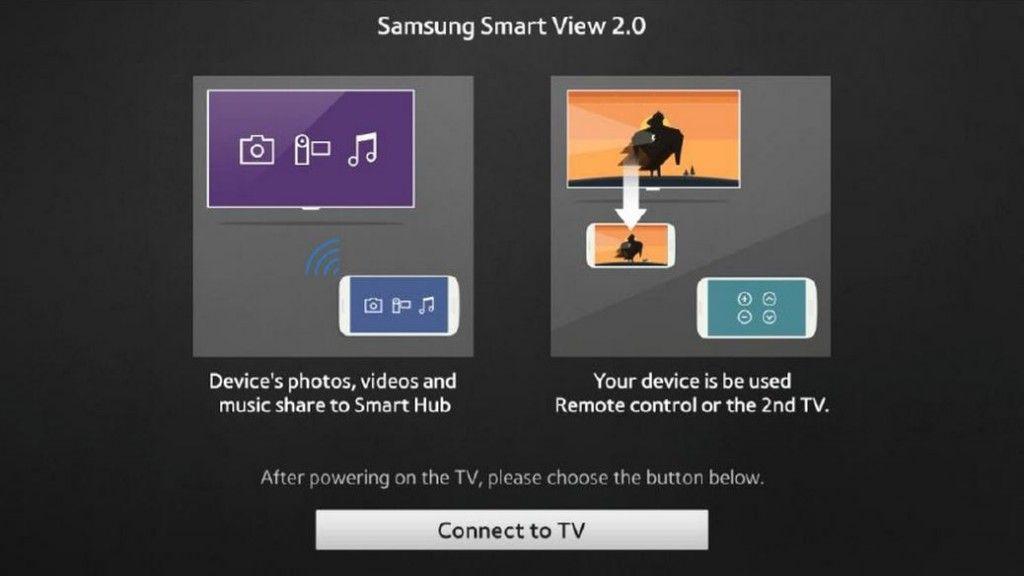 Samsung SmartView para cualquier Android