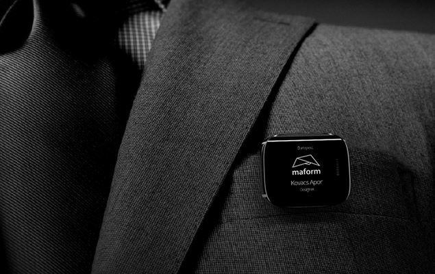 Samsung Smartwatch Edge