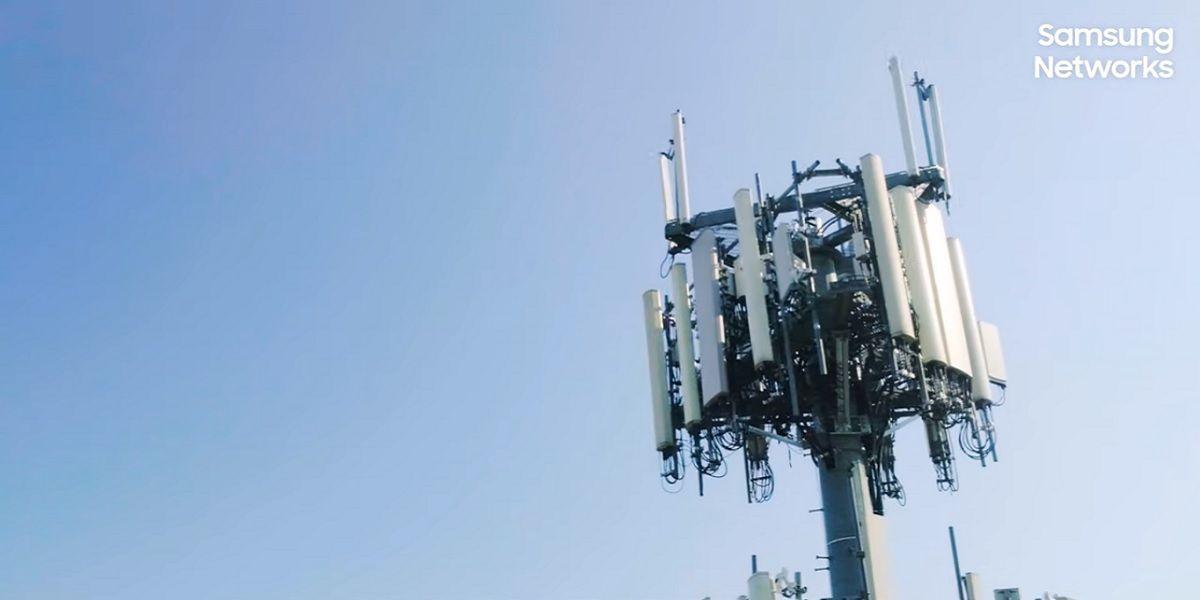 Samsung comprobara las instalaciones de las redes 5G con drones e IA