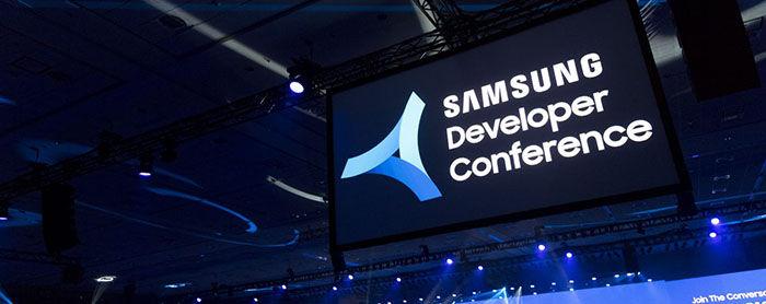 Samsung conferencia de desarolladores 2018