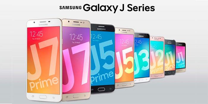 Samsung elimina la serie Galaxy J