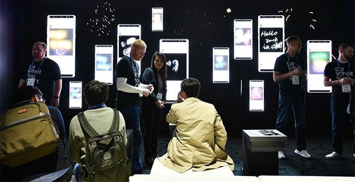 Samsung no quiere confirmar su movil plegable