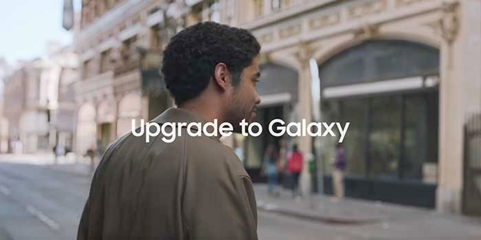 Samsung video burla Apple