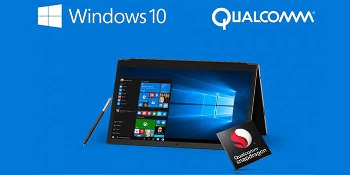 Samsung y Xiaomi lanzaran portatiles con windows 10 y snapdragon 835