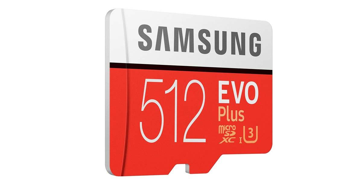 Tarjeta Samsung para NVIDIA Shield TV