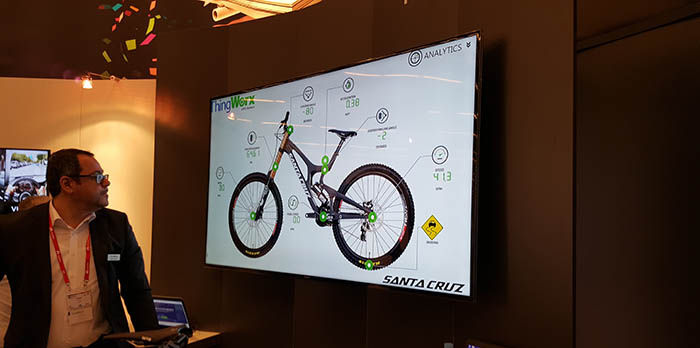 Santa Cruz ThingWorx MWC Bicicleta