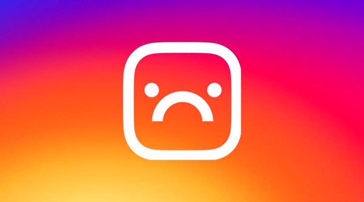 Se cayo Instagram