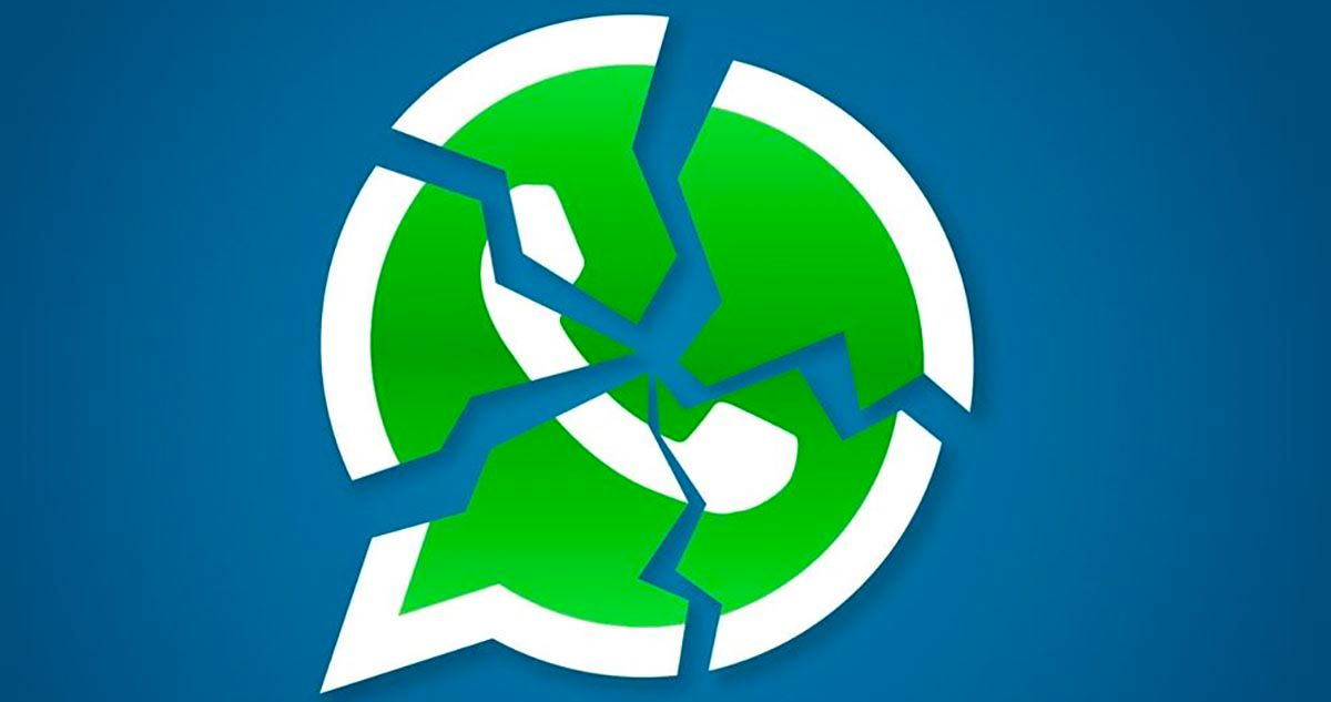Se cayo WhatsApp