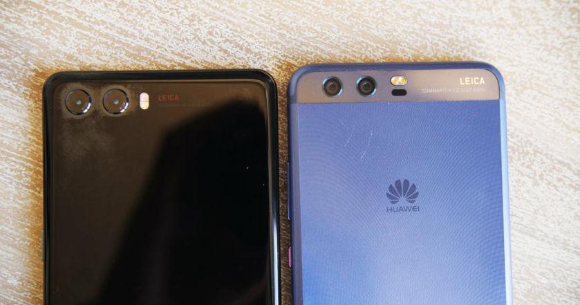 Se filtra el diseño final del Huawei P20