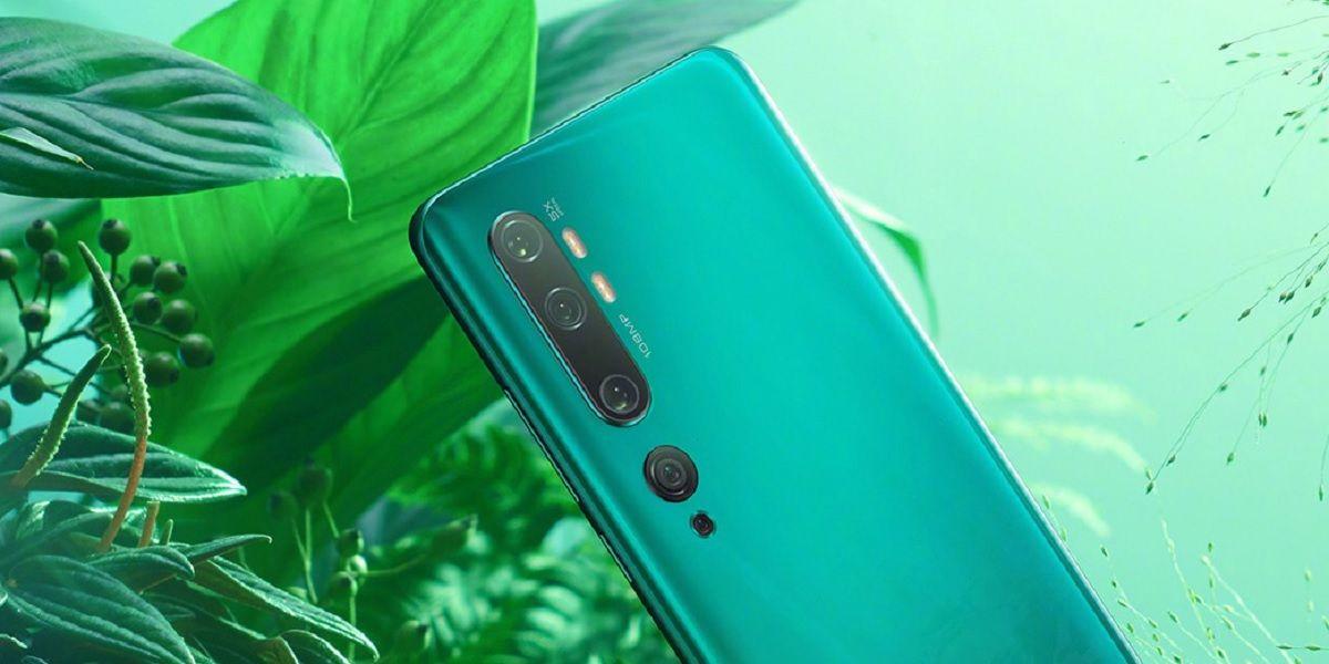 Se filtran todas las especificaciones del Xiaomi Mi Note 10 (CC9 Pro)