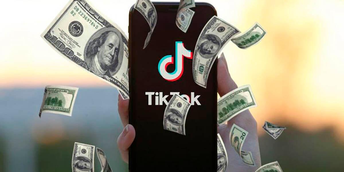 Se gana dinero en TikTok