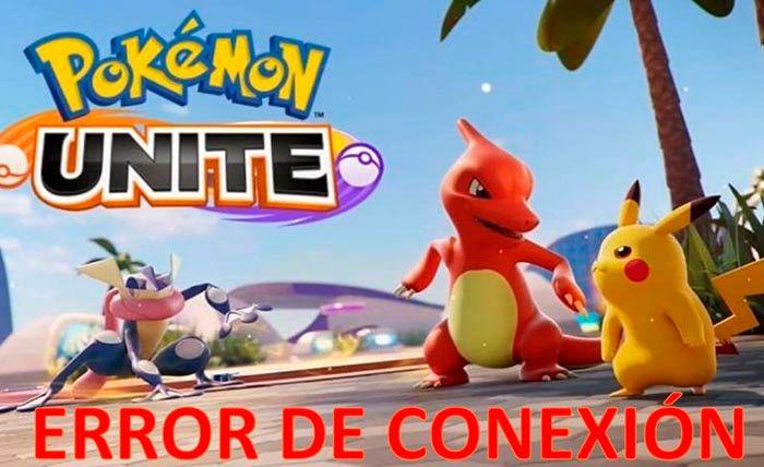 Se ha producido un error de red Pokemon UNITE