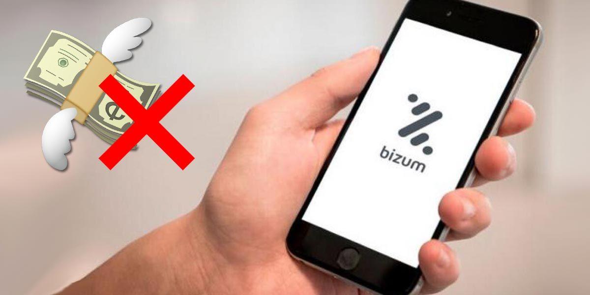 Se puede anular un Bizum si te has equivocado de cantidad o de contacto al enviarlo