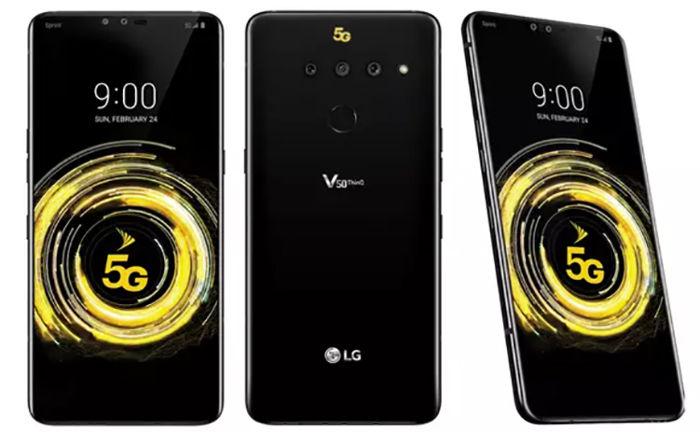 Se retrasa el lanzamiento del LG V50 ThinQ
