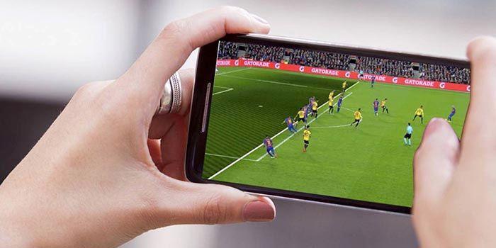 Seguir futbol móvil