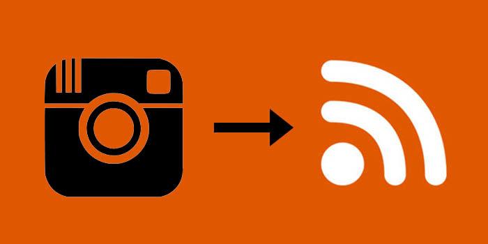 Seguir un perfil de Instagram por feed