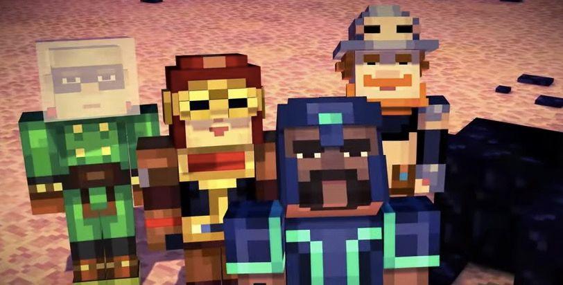 Segundo episodio de Minecraft Story Mode ya disponible