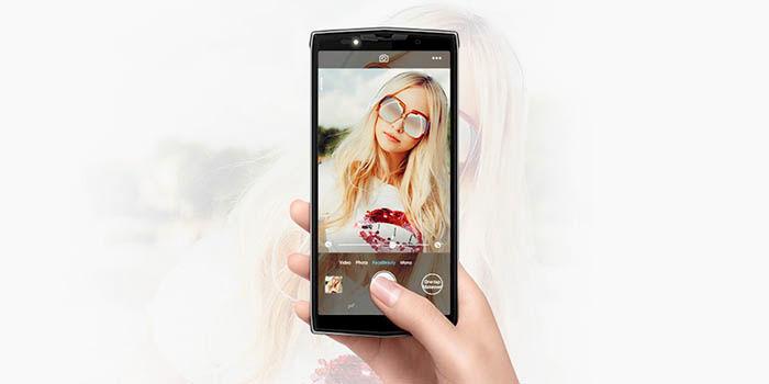 Selfie Doogee BL9000