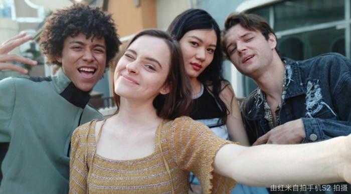 Selfie Redmi S2