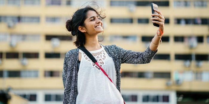 Selfie masculino o femenino