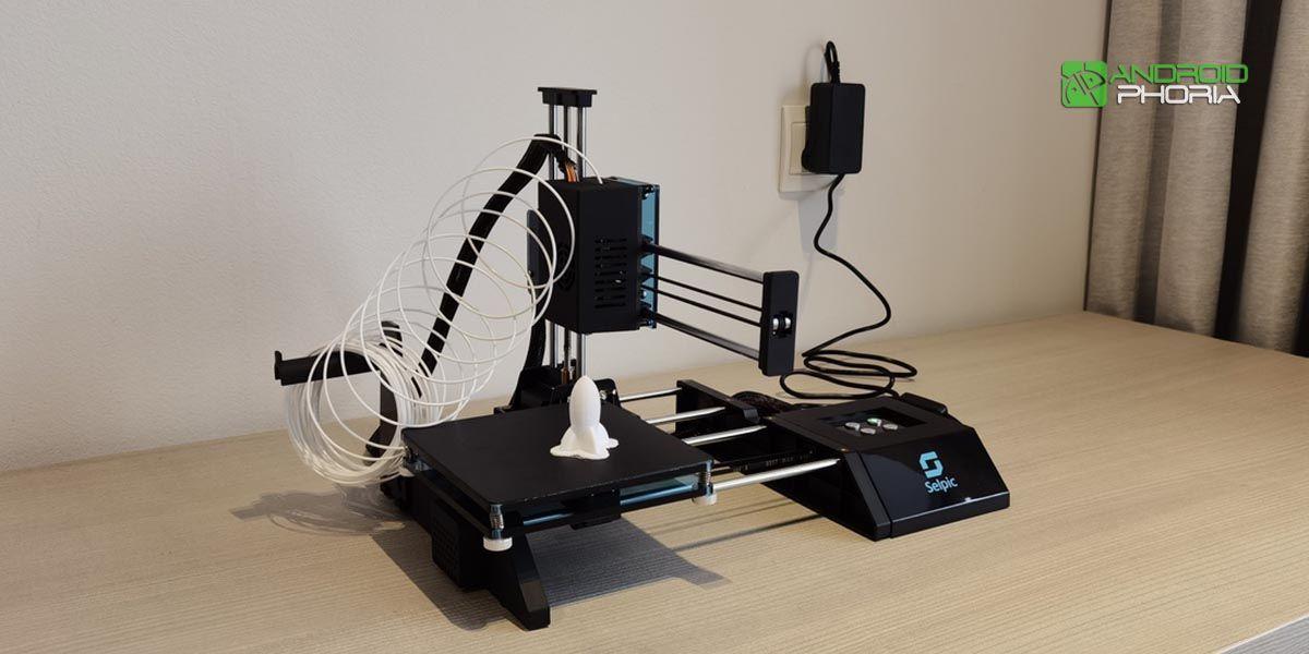Selpic Impresora 3D Mini