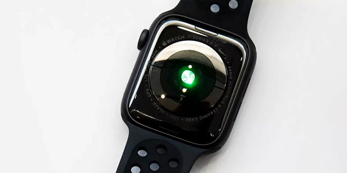 Sensor PPG Apple Watch 4