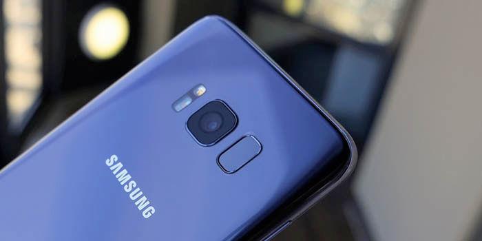 Sensor camara Galaxy S8