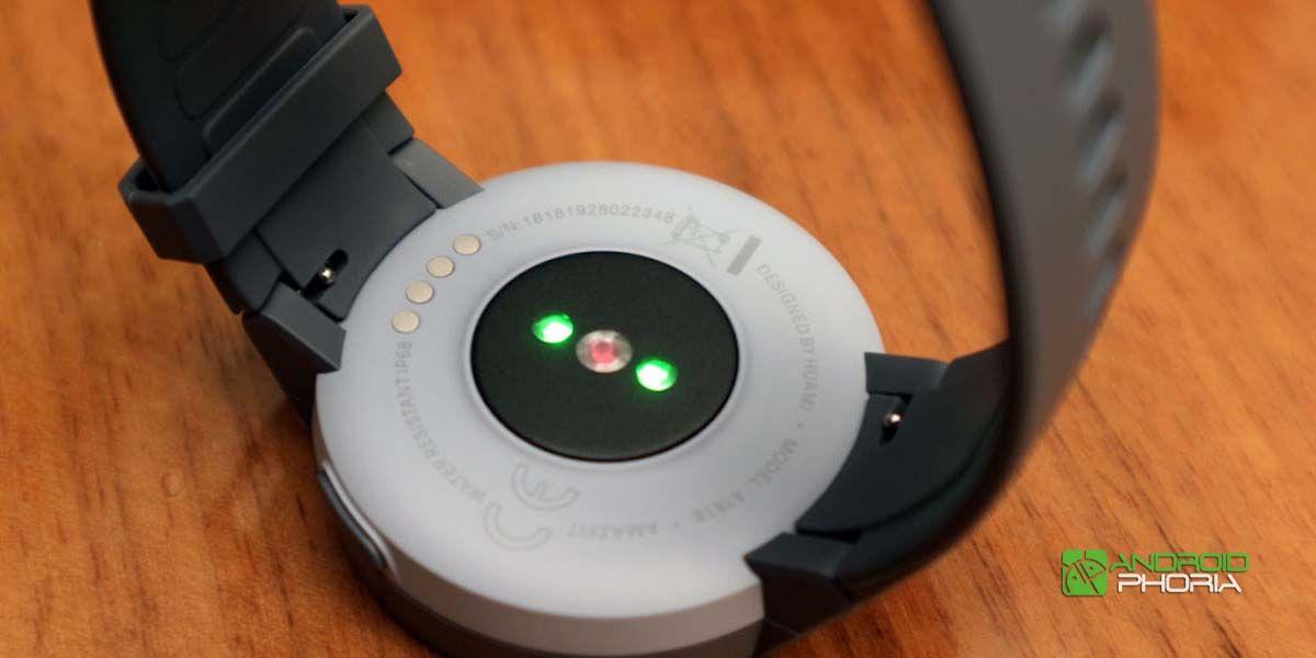 Sensor de pulso Amazfit Verge Lite