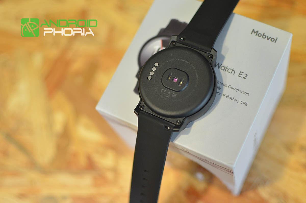 Sensor de pulso TicWatch E2