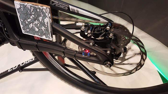 Sensores bici conectada
