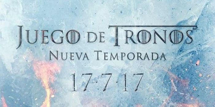 Septima temporada juego de tronos