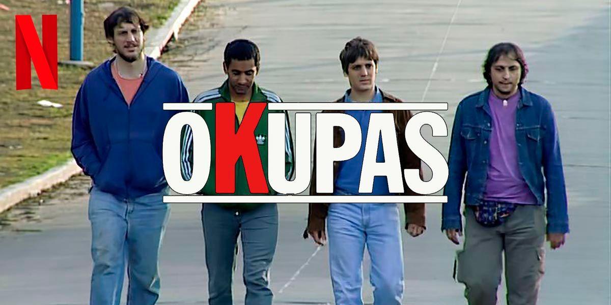 Series parecidas a Okupas Netflix