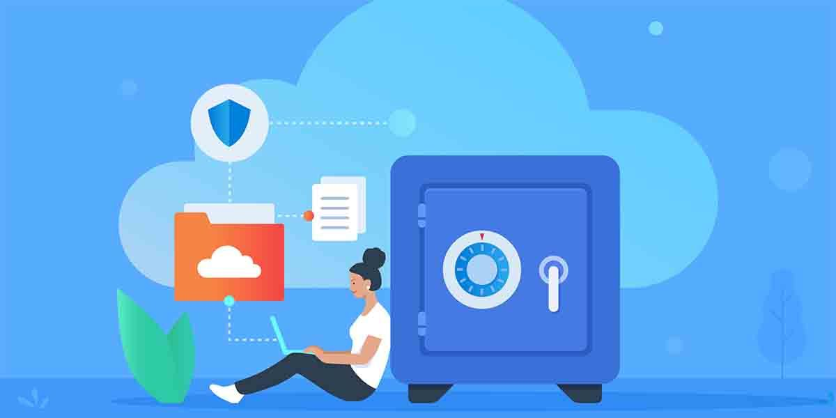 Servicio almacenamiento online cifrado