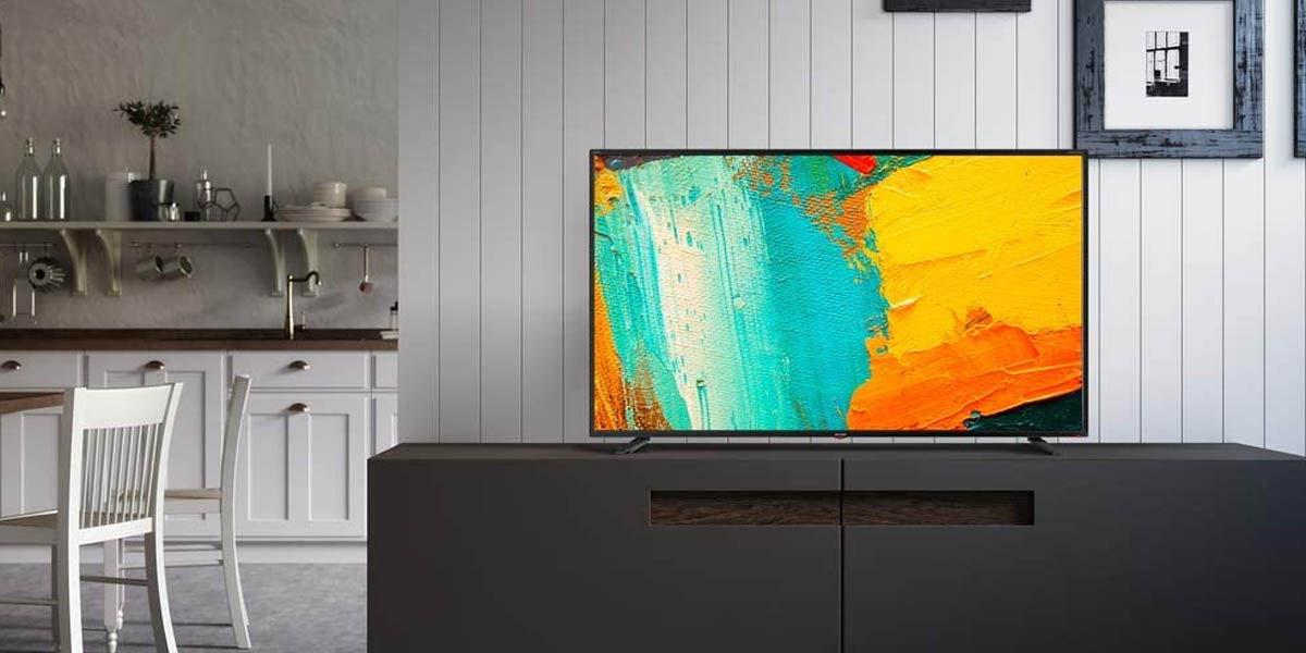 Sharp 40BL5EA mejor android tv 4k del mercado
