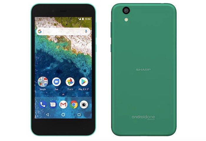 Sharp S3 con Android One