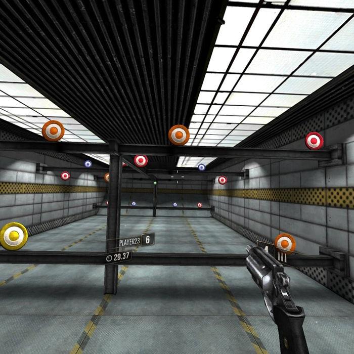 Shooting Showdown 2 para Oculus Go